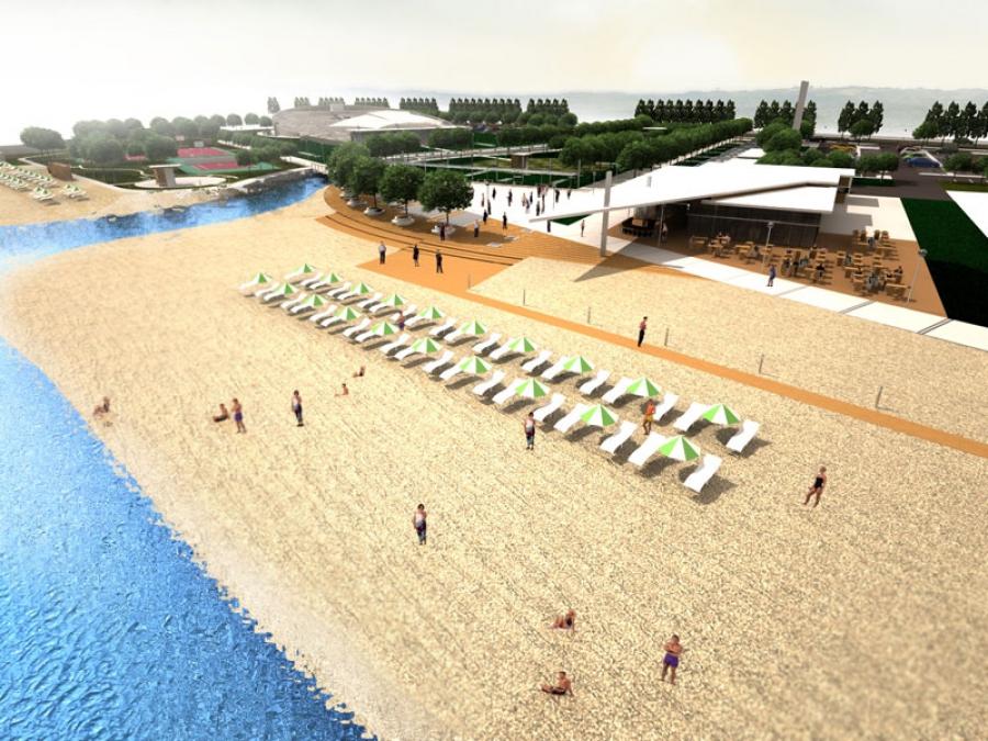 Haravdi Sahil Düzenleme ve Kıyı Peyzaj Projesi